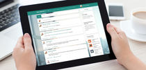 Social Intranet mit dem CONTENS Social Workplace