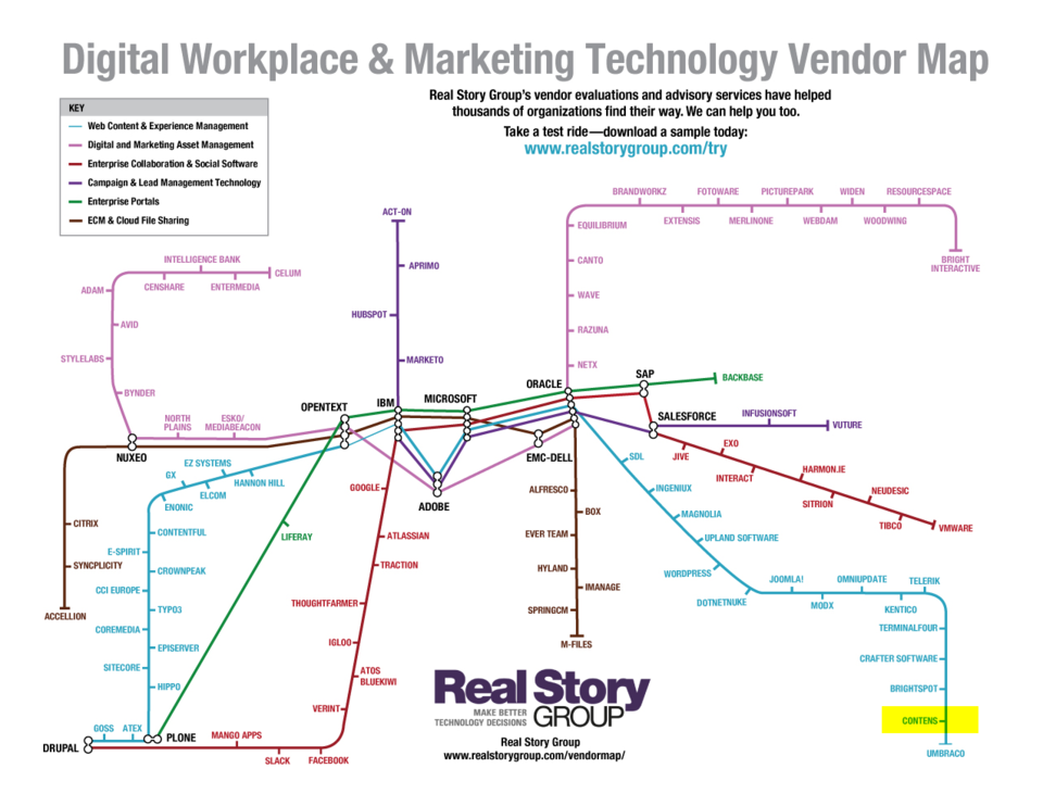 Real Story Group RSG Vendor Digital Workplace